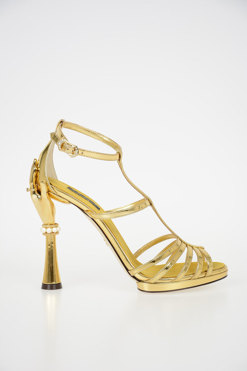 3f905228c Dolce   Gabbana 11cm Jewel KEIRA Sandals women - Glamood Outlet