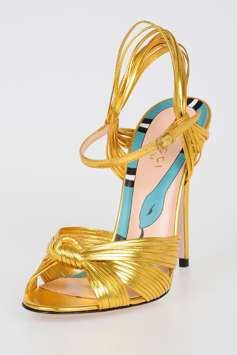 b912df0b2d9f Gucci 11cm leather Sandals women - Glamood Outlet