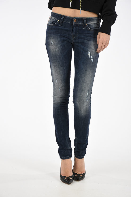 12,5cm Skinny fit SKINZEE-LOW-S L.32 Jeans