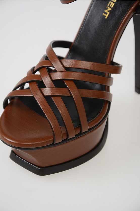 14 cm Leather TRIBUTE Sandals