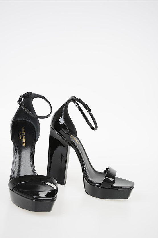 14 cm Patent Leather DEBBIE Sandals