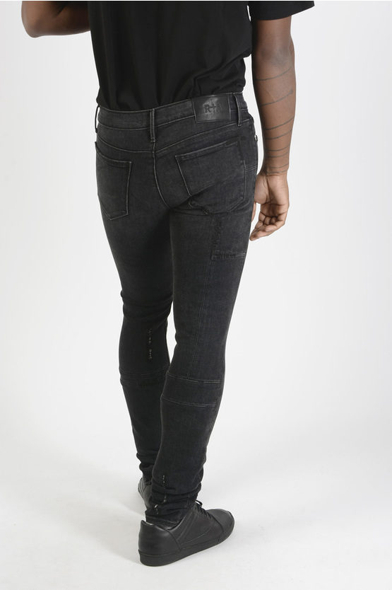 15cm Denim Stretch Jeans