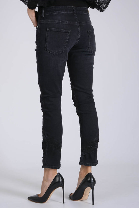 15cm Stretch Denim Jeans