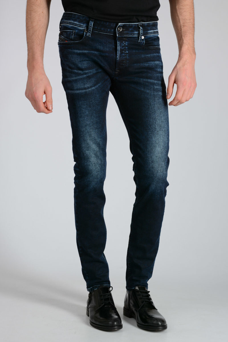 15cm Stretch Denim TEPPHAR Jeans Spring/summer Diesel Discount Get To Buy H9fSLiO