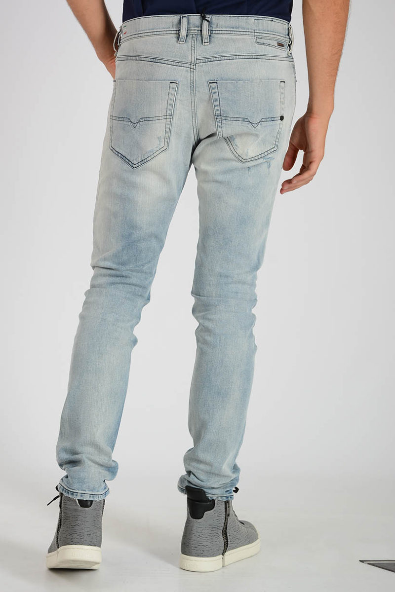 c57d159c Diesel 16cm Denim Slim Carrot TEPPHAR L.32 Jeans men - Glamood Outlet
