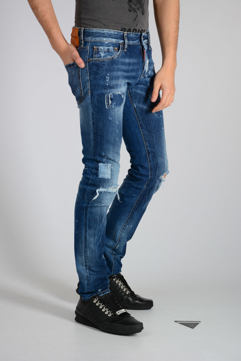 16 cm Stretch Denim COOL GUY Jeans Spring/summer Dsquared2 Professional For Sale Shopping Online Pre Order Sale Online 1oXVT4X