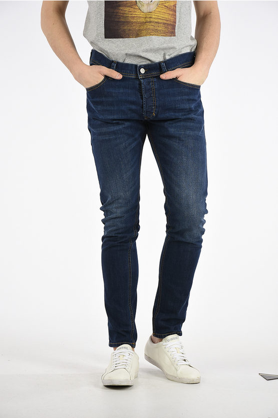 16cm Stretch Denim TEPPHAR L.32 Jeans