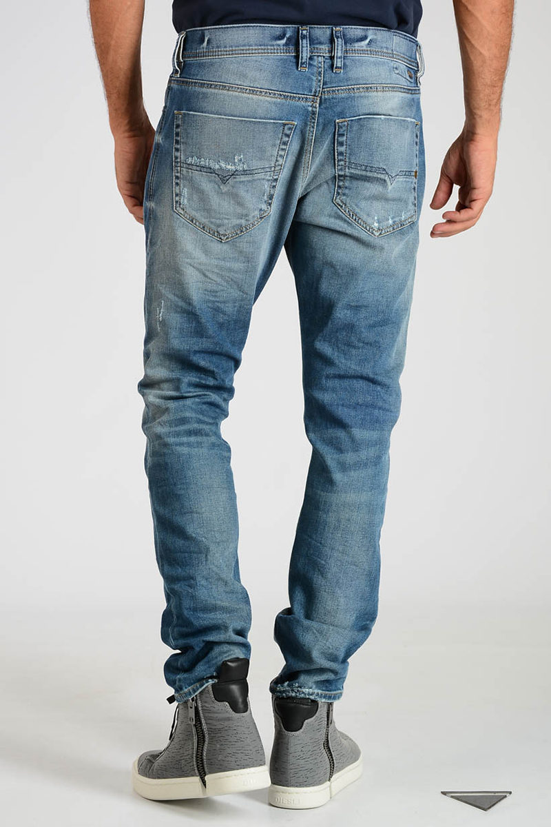 a0db9800 Diesel 16cm TEPPHAR L.32 Slim Carrot Jeans men - Glamood Outlet