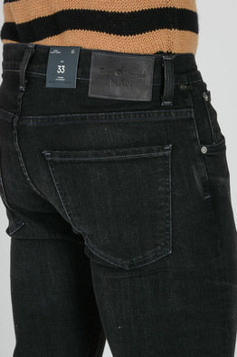 17 cm Stretch Denim NOAH SUPER SKINNY BLACK ROCK Jeans Fall/winter Citizens Of Humanity dh1KxHNR
