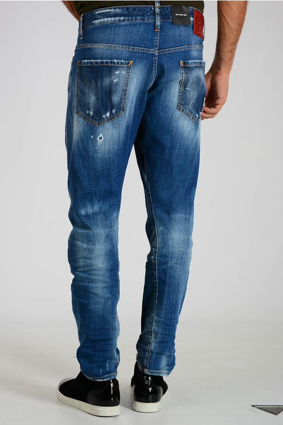 17cm Stretch Denim SEXI TWIST Jeans
