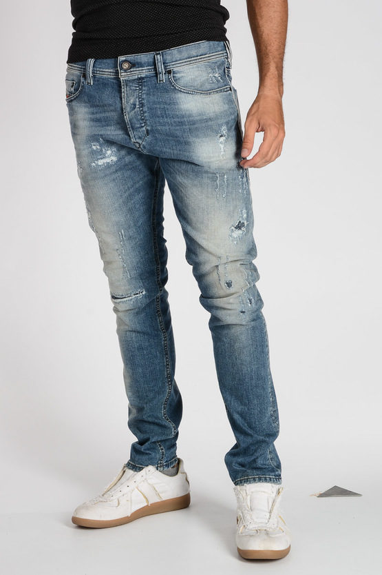 17cm Stretch Denim TEPPHAR Jeans