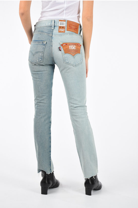 18cm LEVIS 501 Button Fly Jeans