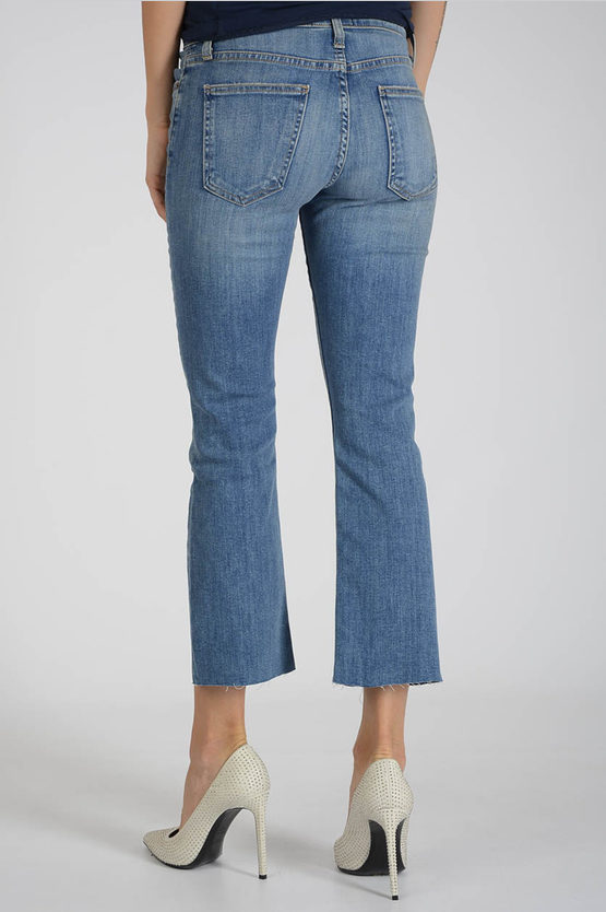 18cm Stretch Denim Jeans