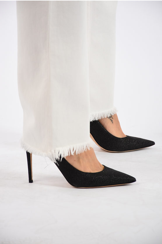 19cm Fringed Ankle Jeans