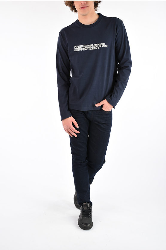205W39NYC Embroidery Sweatshirt