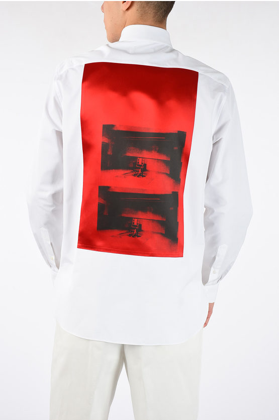 205W39NYC Shirt Andy Warhol