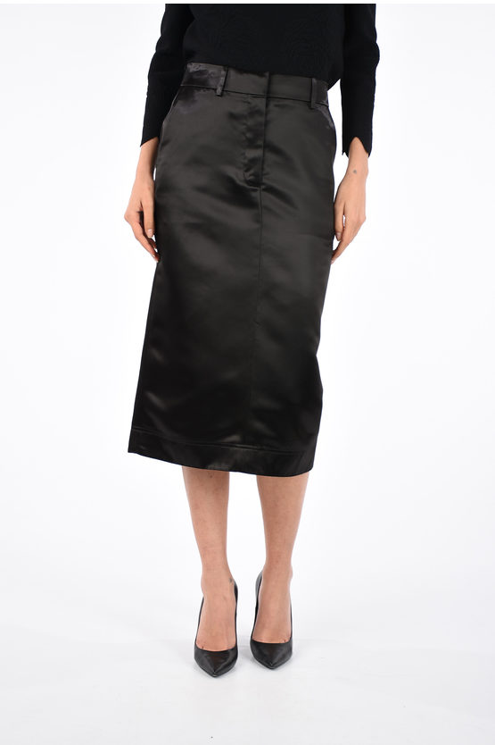 205W39NYC Skirt With Split