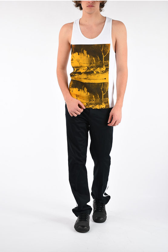 205W39NYC Sleeveless ANDY WARHOL T-shirt