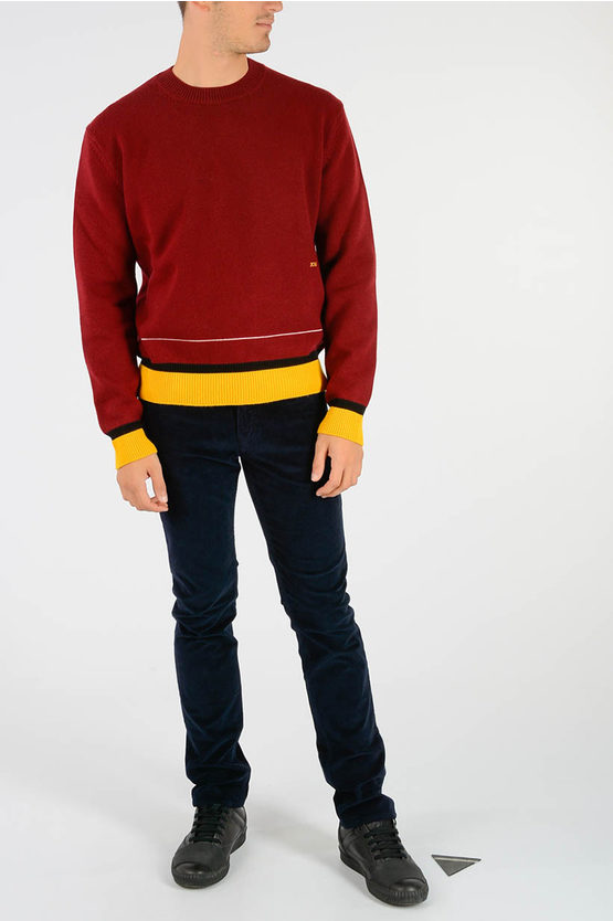 205W39NYC Wool and Cashmere Sweater