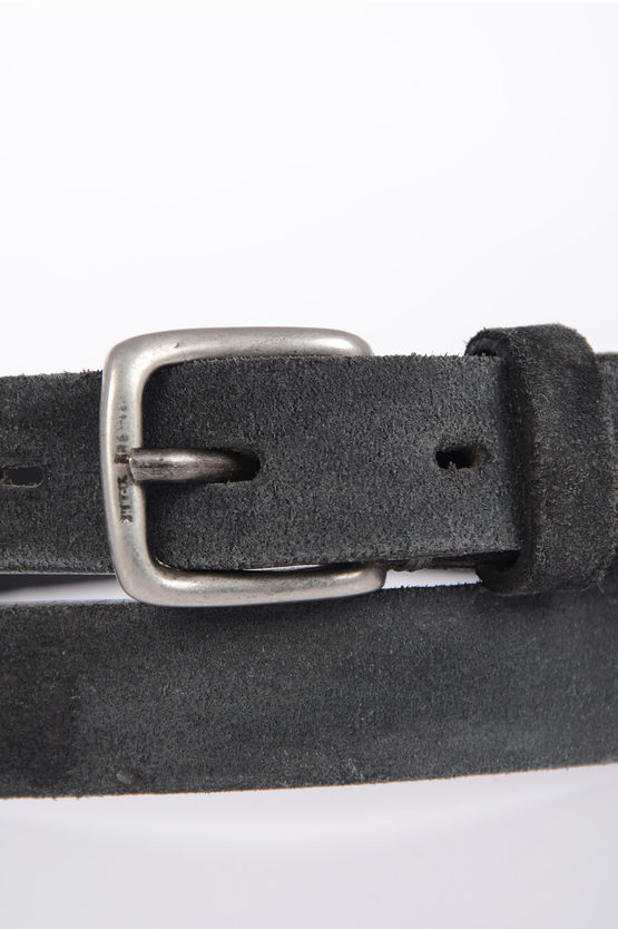 20mm Suede Leather Belt