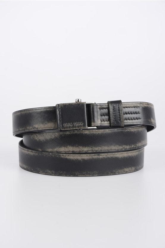 25mm Leather Belt