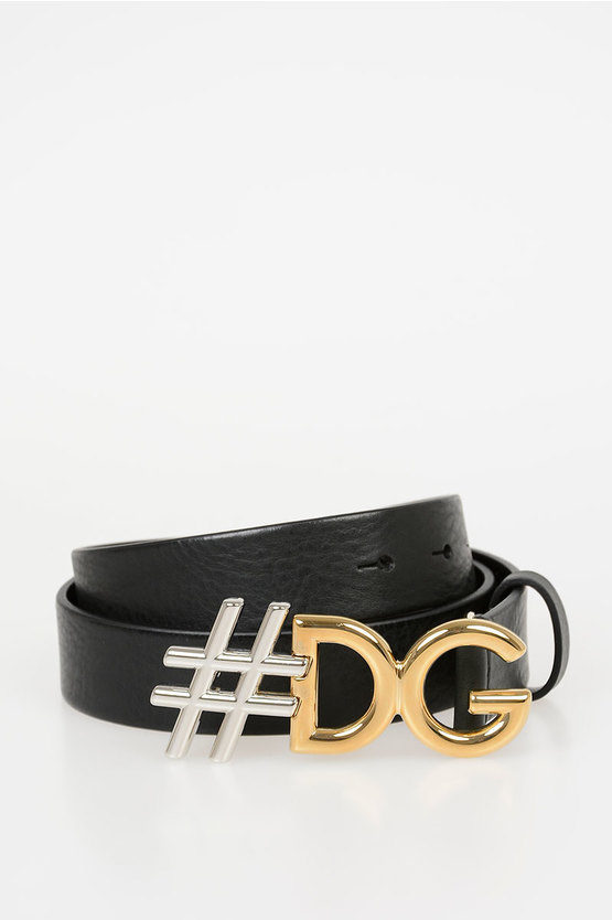 25mm Leather #DG Belt