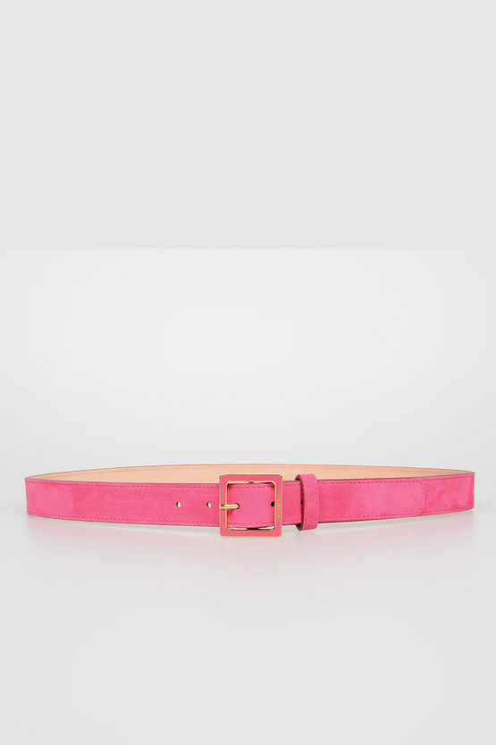 30mm suede Leather Belt