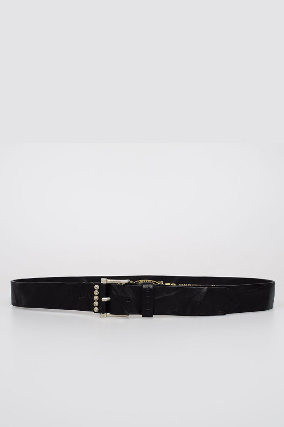 35 mm B-PUNCH Leather Belt