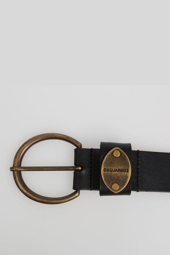 35 mm Leather Belt