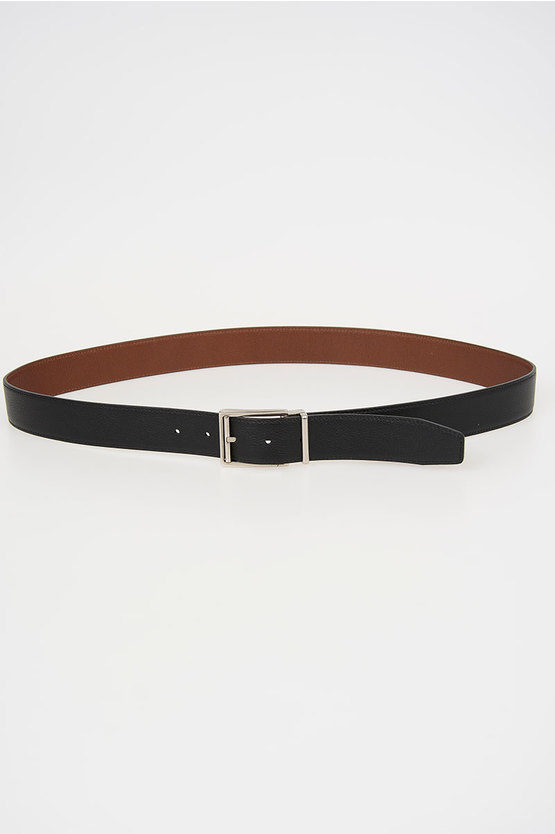 35mm Leather Reversible Belt