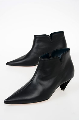 f881be167e001 -30% F/W NEW IN. Celine 4,5cm Low Ankle Boots Leather