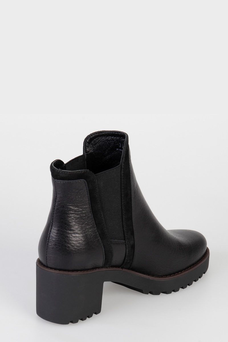Hogan 5 cm Leather ROUTE 277 Boots women - Glamood Outlet