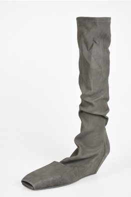 32c4228b8269 Rick Owens 12 cm Leather SOCK WEDGE Booties. € 1232.00 € 677.60. size  39  40 41 · -45% EXTRA 30% OFF