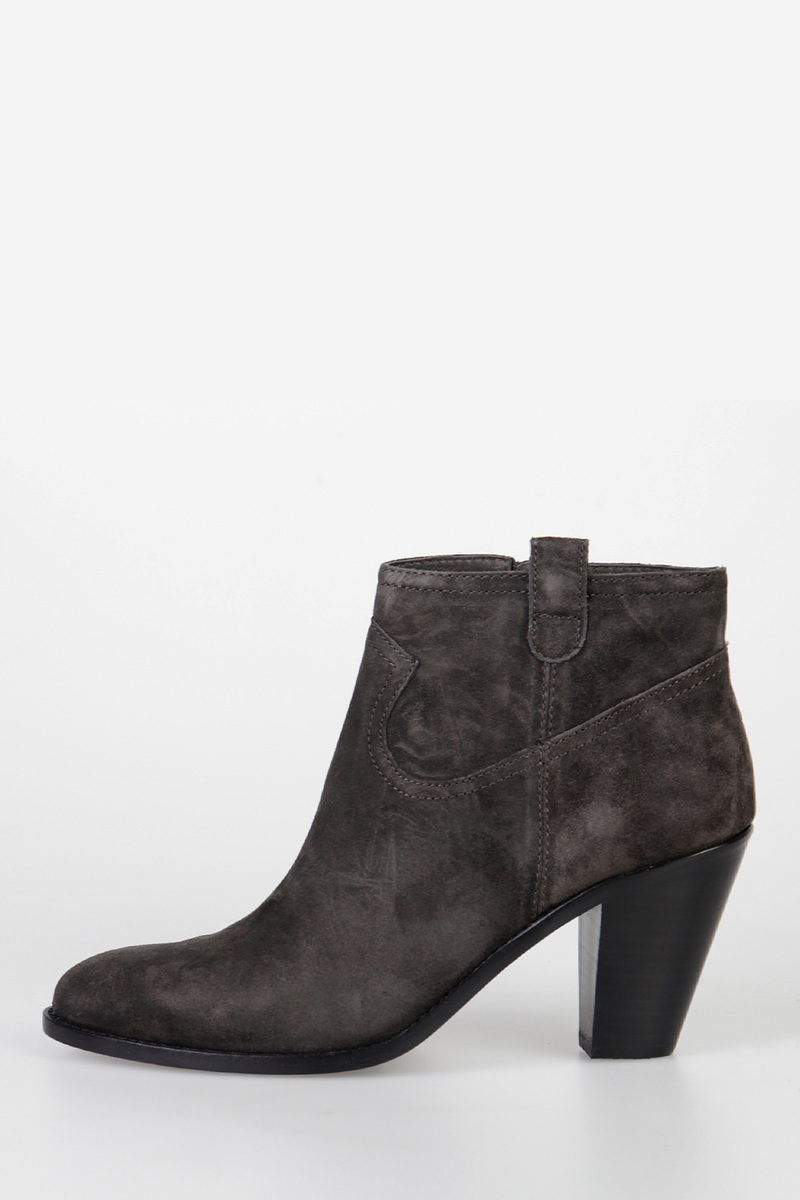 0acd25e353c 8,5 cm Suede IVANA Ankle Boots