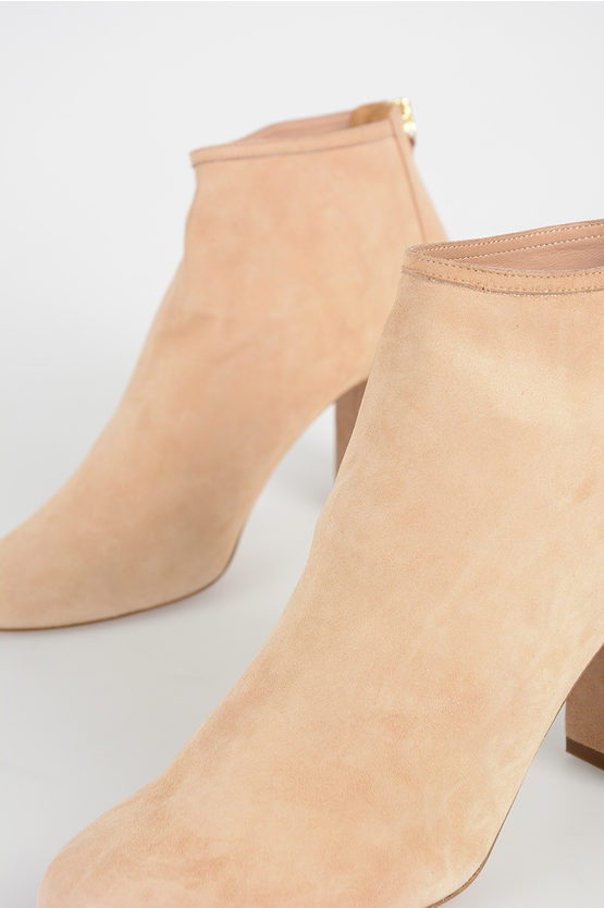8.5cm Leather DOWNTOWN Ankle Boots