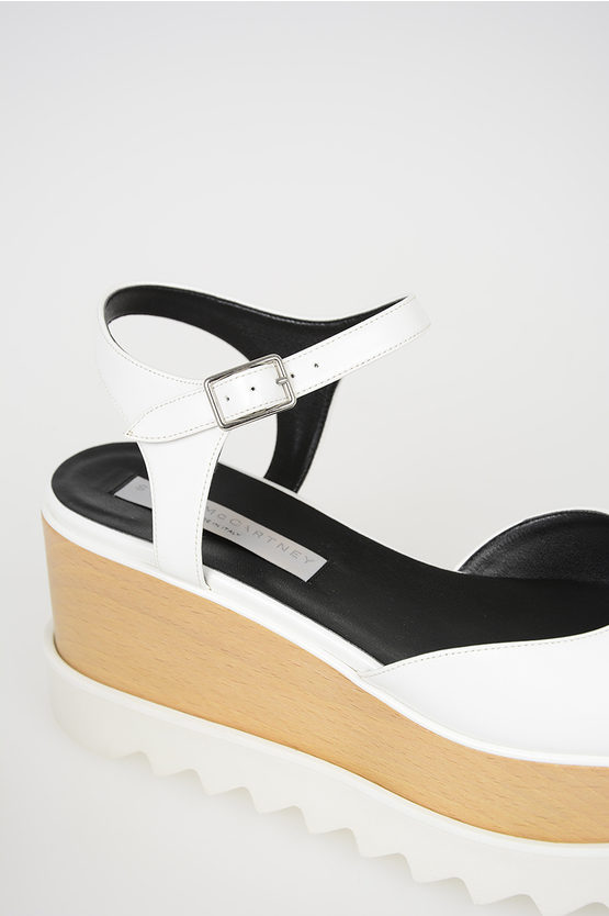 9cm Sandal with Wedge