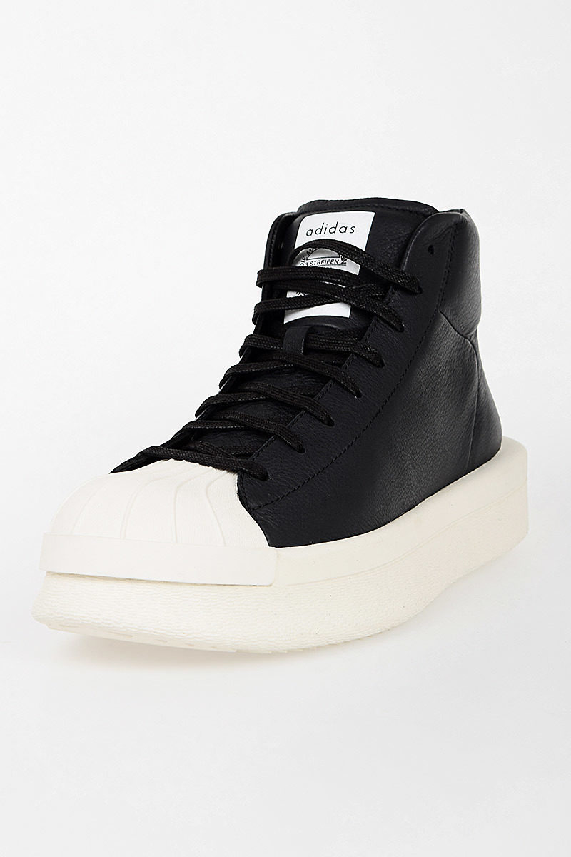 23d6bc43b908 Rick Owens ADIDAS for RICK OWENS MASTODON PRO MODEL II Leather ...