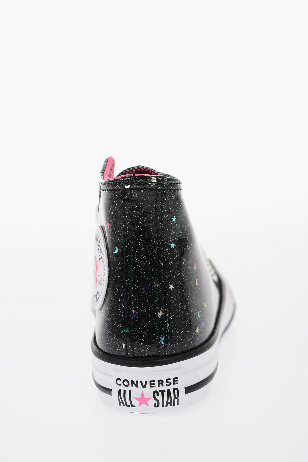 ALL STAR High-top Sneakers Glitter con Stelline