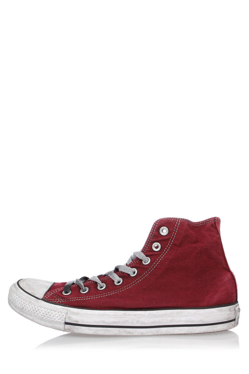 e233bd71625 Converse ALL STAR Special Edition Fabric high top Sneakers - Glamood ...