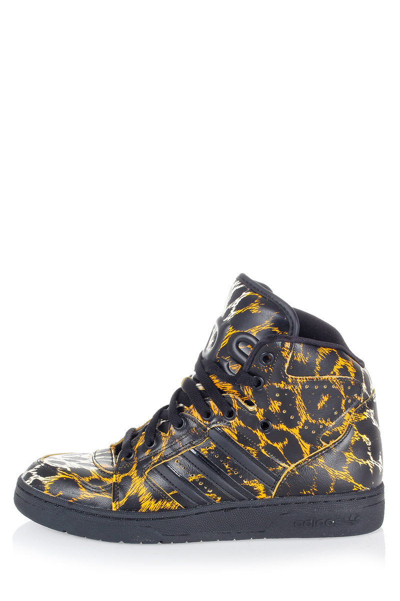 elegant shoes nice shoes amazon Animal print High sneakers Shoes