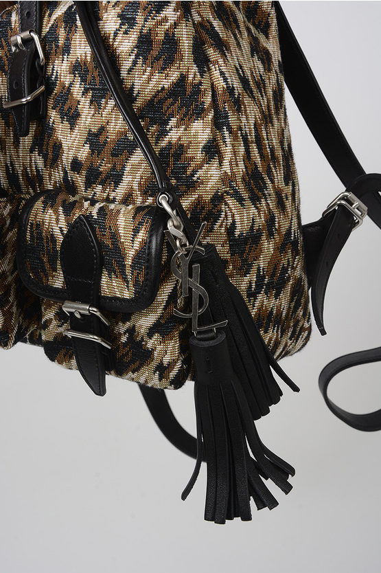 Animal Printed Backpack