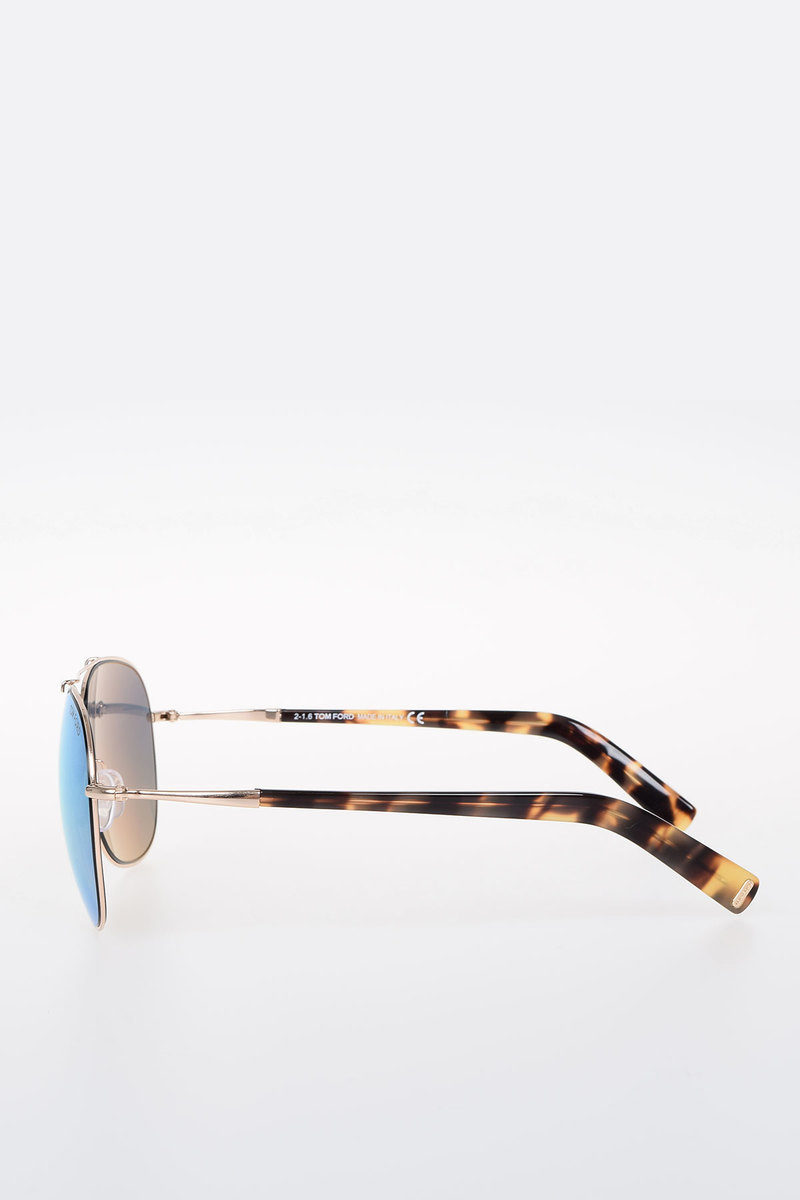 a90c37bfcbfb Tom Ford APRIL Sunglasses men - Glamood Outlet