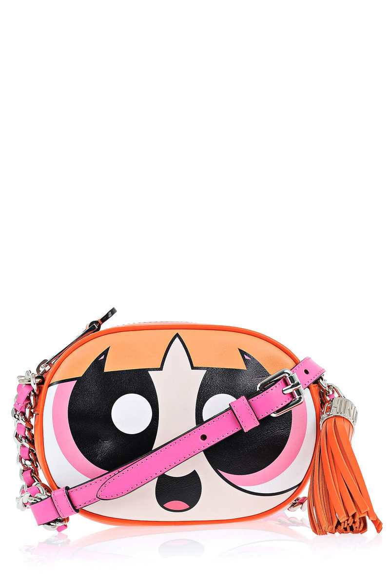 d088edceb8 Moschino BAG POWERPUFF GIRL women - Glamood Outlet