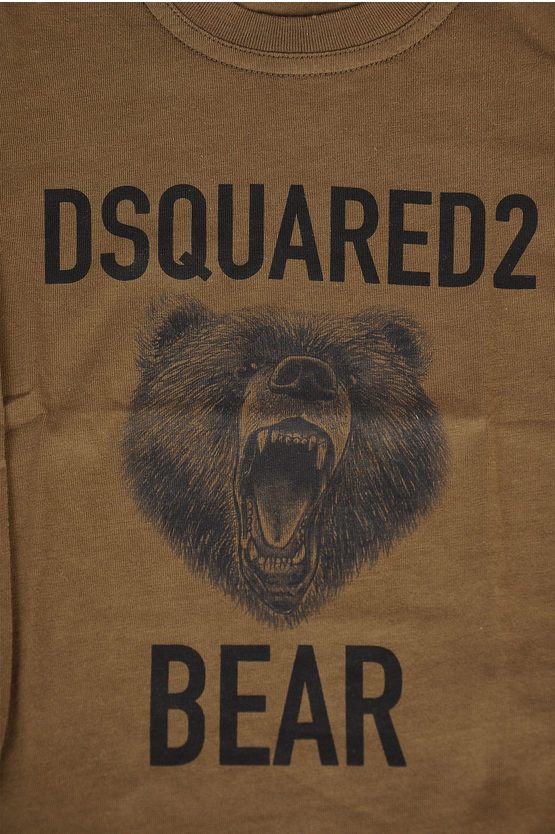 Bear Printed T-Shirt
