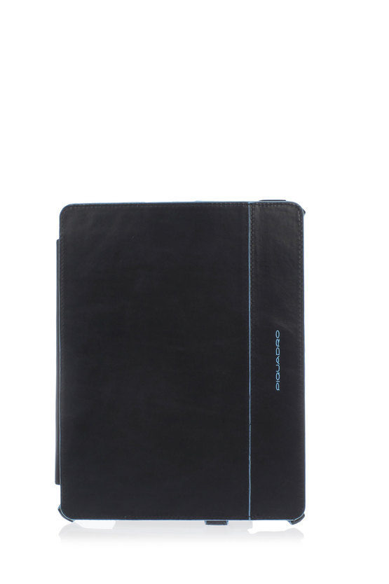 BLUE SQUARE Leather Case for iPad 2 with bluetooth keyboard
