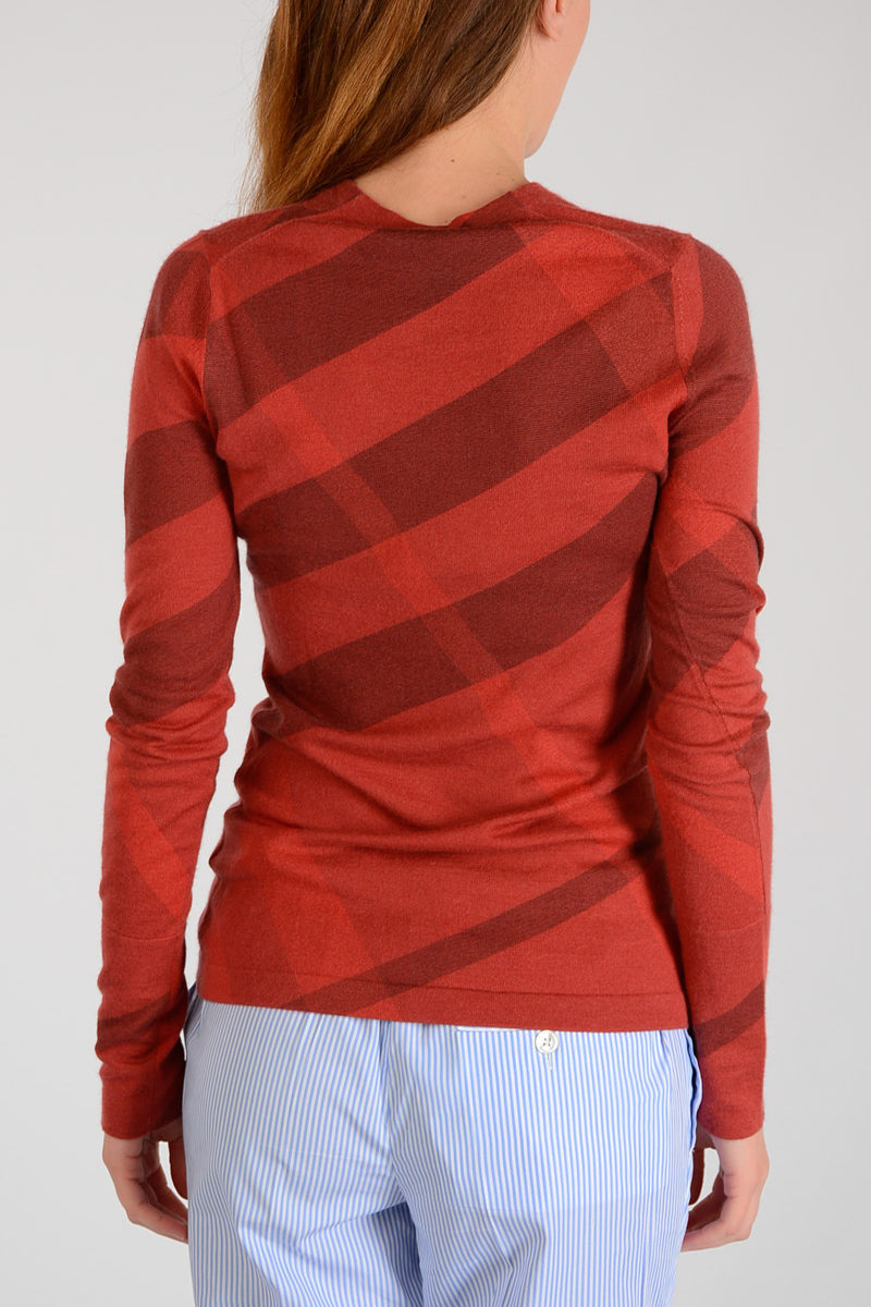 4bbd8f053d70 Burberry BRIT Merino wool Cashmere Sweater women - Glamood Outlet