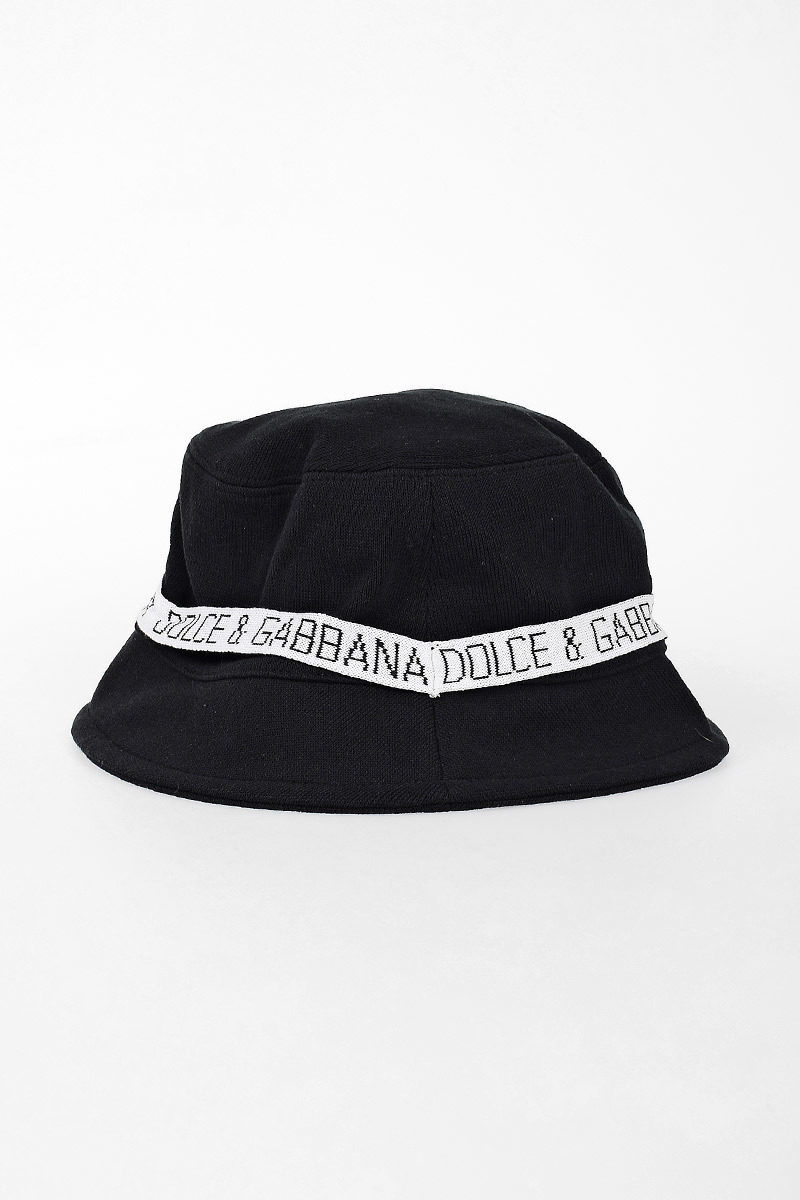 9e2185781df Dolce   Gabbana Bucket Fabric Hat men - Glamood Outlet