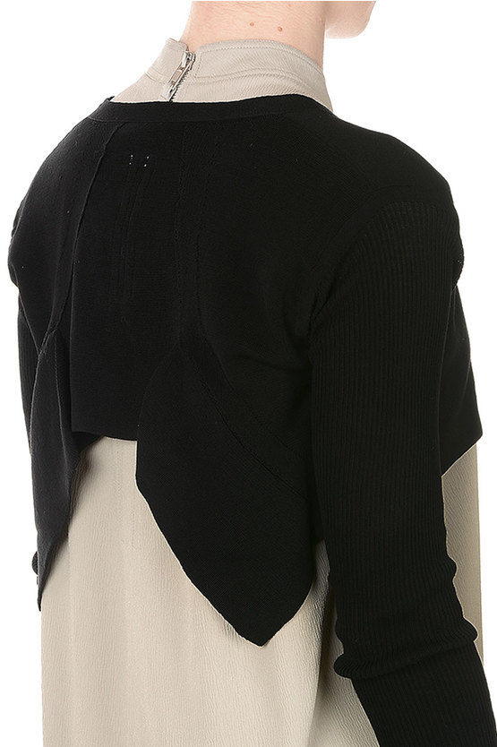 BUTTERFLY Cotton Shrug