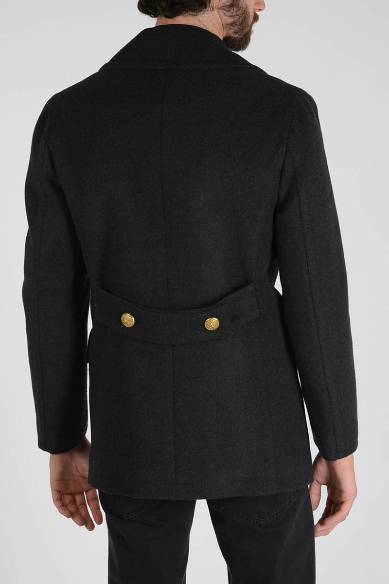 Dolce amp; Peacoat Gabbana Glamood Caban men Outlet qBrqwdx