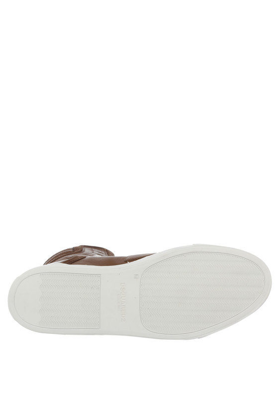CAMBRIDGE high Leather Sneakers